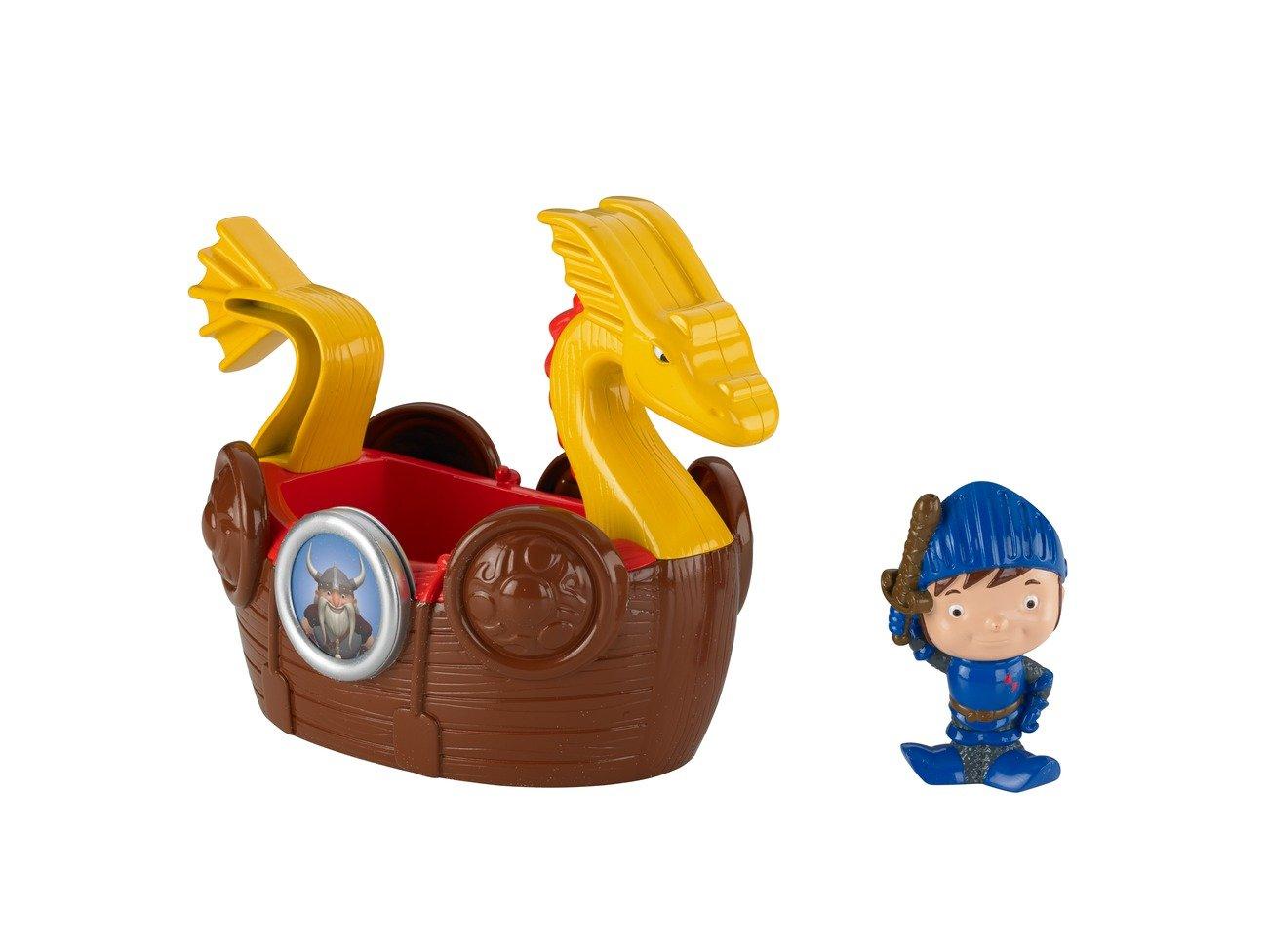 Fisher-Price Nickelodeon Mike the Knight, Bath Viking Adventure Ship