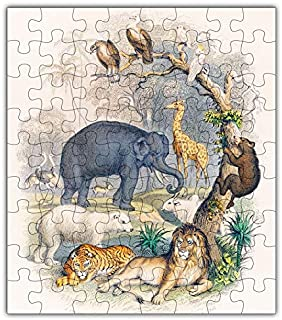 product image for Zoo Animal Puzzle
