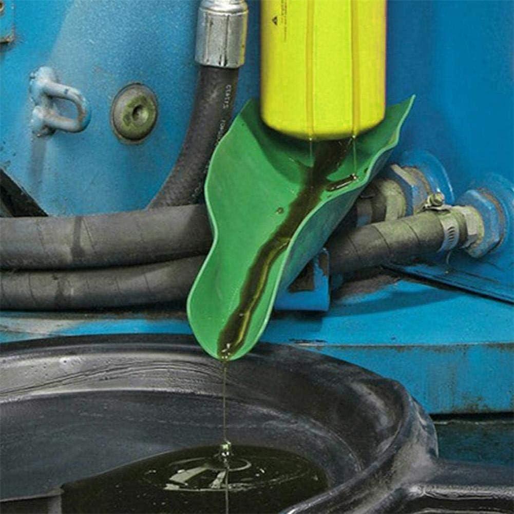 Kurbelgeh/äusef/üllung Prim/ärgeh/äuse /Ölf/üllung tropffrei /Öltrichterset Trichter Prim/ärgeh/äuse Motorradreparaturwerkzeuge Flexibles /Ölablass-F/ührungswerkzeug