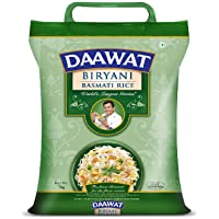 Daawat Biryani Basmati Rice, 5+1 kg.
