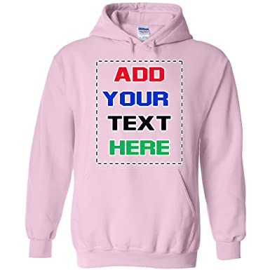 CUSTOM DESIGN YOUR OWN HOODIE - Cool Custom Hoodies for Men   Women - Cute  Personalized f0042a0299