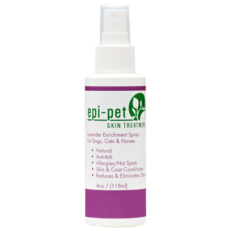 Epi-Pet Lavender Skin Enrichment Spray for Pets, 4-Ounce