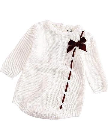 HCFKJ Ropa Bebe NiñA Invierno NiñO Manga Larga Camisetas Beb Conjuntos Moda Bebé ReciéN Nacido NiñA