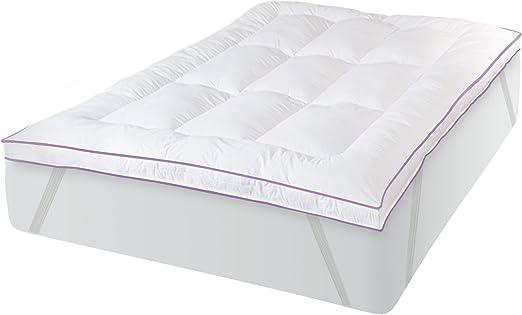 Amazon Com Sensorpedic Memory Loft Deluxe Bed Topper Twin Home