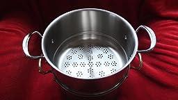 Mauviel1830 m cook 522120 insert cuit vapeur 20 cm amazon fr