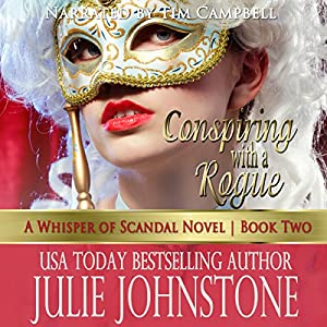 Conspiring with a Rogue Audiobook