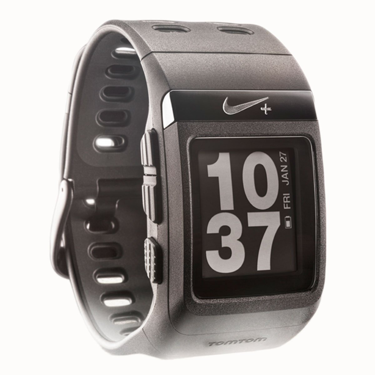 amazon com nike sportwatch gps powered by tomtom black sports amazon com nike sportwatch gps powered by tomtom black sports outdoors