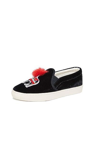 Soludos1000425 - Zapatillas de Terciopelo Show Pony Mujer: Amazon.es: Zapatos y complementos