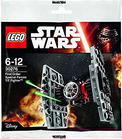Tie Wars Order Special The Star Force Awakens Fighter30276 Forces Polybag Lego First DHWEY92I