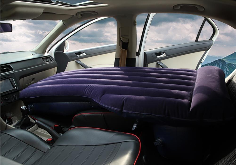 D&F SUV-Fahrzeug Luftbett aufblasbare Matratze Pads vorderen und hinteren Sitzreihen Reise Camping