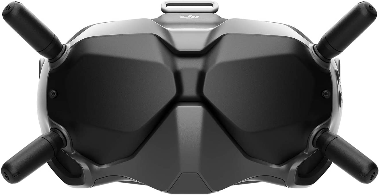 DJI FPV Goggles V2 for Drone Racing Immersive Experience