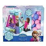 Disney Frozen Ice Princess Elsa & Anna Alpine Adventure Playland Ball Pit + 50 Balls