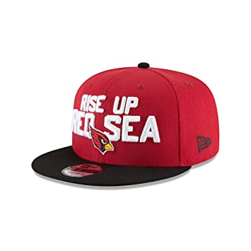 factory price 1ad7e 6dcc6 ... italy authentic arizona cardinals 2018 nfl draft spotlight 9fifty  snapback adjustable hat cardinal black 7c205 ffb96