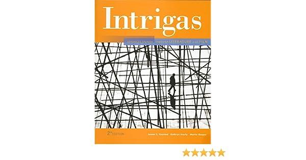 Intrigas 2e student edition 9781680043419 amazon books fandeluxe Gallery