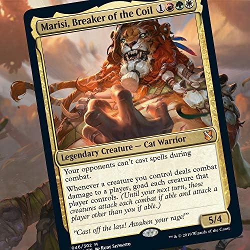 Magia: Il mazzo genesi primale del comandante della riunione