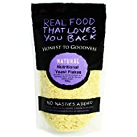 Honest to Goodness Nutritional Yeast Flakes - Toasted, 150 g