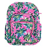 Vera Bradley Large Campus Backpack (Tropical Paradise)