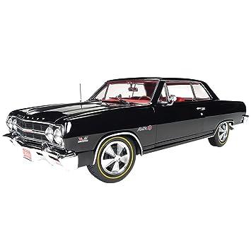 Amazon Com New 1 18 Auto World American Muscle Collection Black
