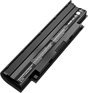BND J1KND Battery for Dell Inspiron N4010 N4110 N5010 N5110 N7110 N7010 M5110 M4110 M501 M503 Series04YRJH 9T48V 08NH55 Laptop Notebook Battery-[6-Cell, 5200mAH]