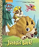 img - for Jurassic Bark! (PAW Patrol) (Little Golden Book) book / textbook / text book