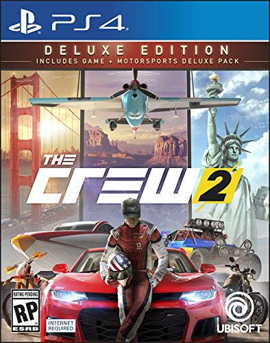 Ford Street Racing (The Crew 2 Deluxe Edition - PlayStation 4)