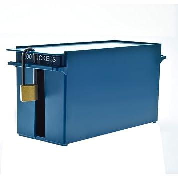Individual alta capacidad roopled bandejas de Moneda: Amazon.es: Oficina y papelería
