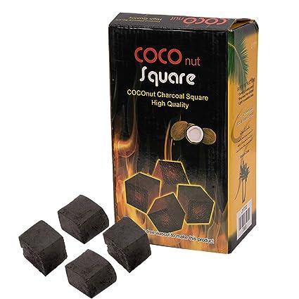 Kertou Premium - Carbón de coco para Shisha Hookah & BBQ
