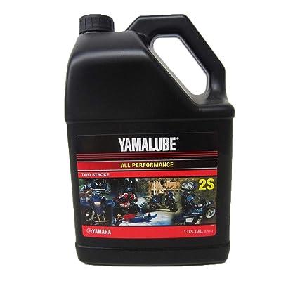 Yamaha LUB-2STRK-S1-04 2S 2 STROKE OIL, GL/; LUB2STRKS104 Made by Yamaha: Sports & Outdoors