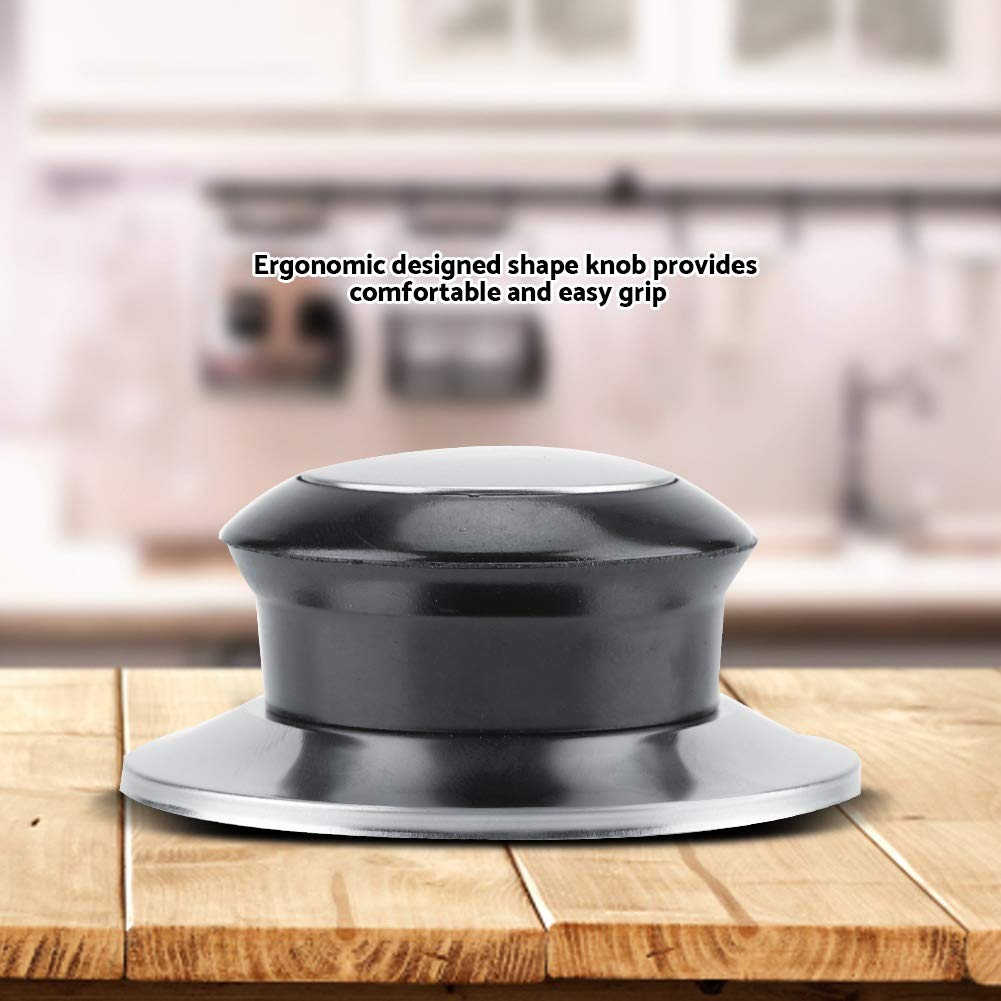 Kettle Lids Universal Handle Color : A Accessory For Saucepan With Screws MAGT Heat-Resistant Pot Pan Lids Knob,5 Pcs Home Kitchen Cookware Replacement Parts,Replacement Handle//Knob For Pan Pot