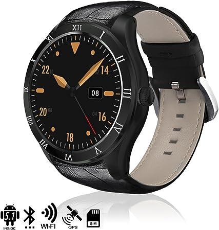 TEKKIWEAR. DMX119BK. Smartwatch Phone Q5 Dual Core con Sistema ...