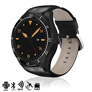 TEKKIWEAR. DMX119BK. Smartwatch Phone Q5 Dual Core con ...