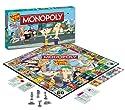 Disney Phineas and Ferb Monopoly Game Collector`s Edition ディズニーフィニアスとファーブモノポリーゲームコレクターズエディション♪ハロウィン♪クリスマス♪の商品画像