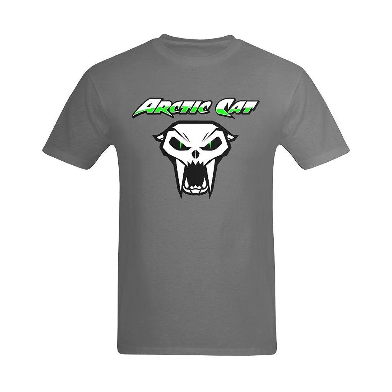 Moon Tshirt Arctic Cat Cool Cat Logo Art Design 4683