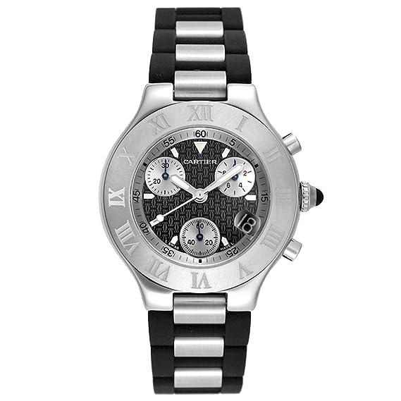 Reloj - Cartier - para - W10125U2