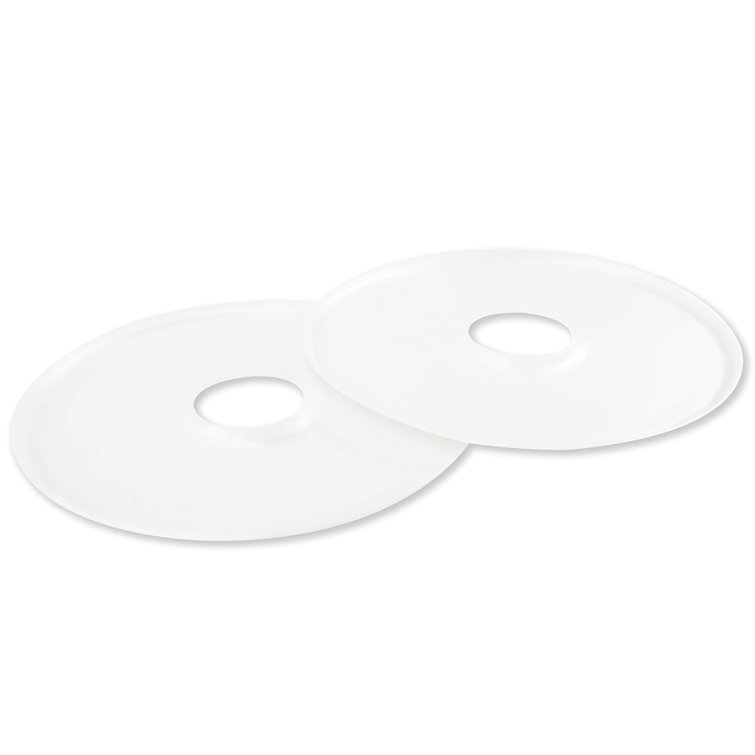 Nesco American Harvest SLD-2-6, Fruit Roll-Up Sheet for Dehydrators FD-1010, FD-1018A, FD-1040, FD-80, FD-80CN, Set of 2, White by Nesco