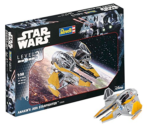 Revell Star Wars Rogue One Anakin's Jedi Starfighter Model Kit