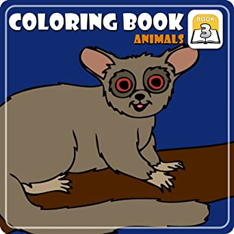 Coloring Book 3 Animals Download