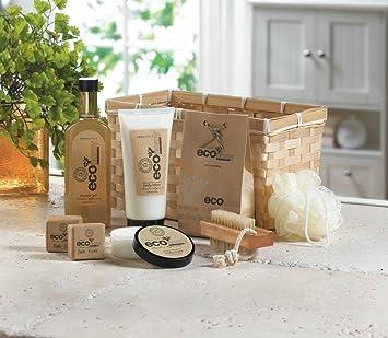 EcoNomy Bath Basket Gift Set New