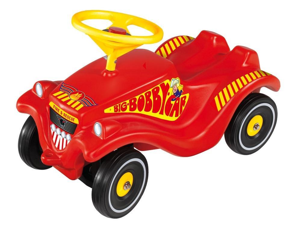Bobby-Car Feuerwehr - Feuerwehr-Rutscher