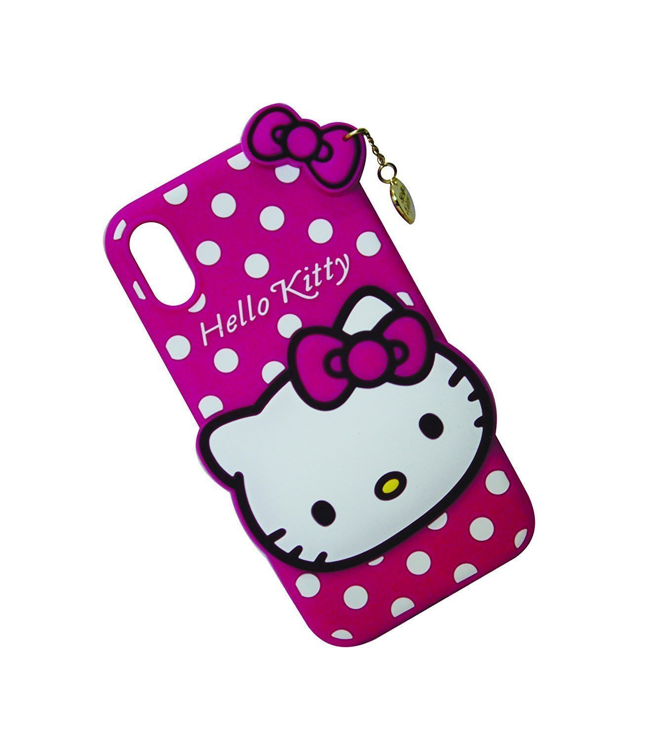 290adcc4173 Aloin Hello Kitty for Redmi Note 5 Pro - Pink  Amazon.in  Electronics