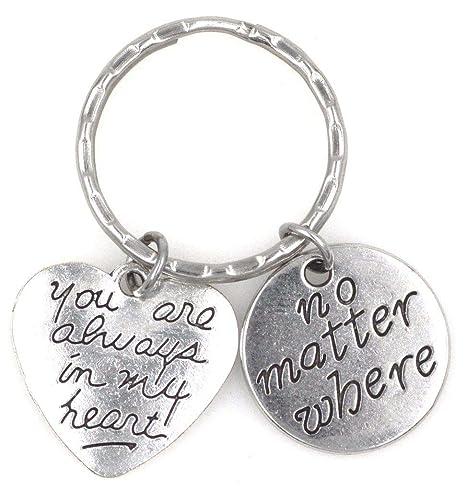Amazon.com: Siempre Estás En Mi Corazón No importa donde ...