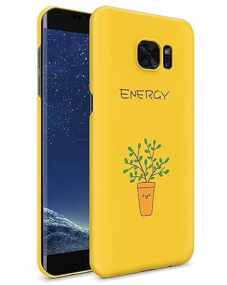 Amazon.com: GVIEWIN - Carcasa rígida para Samsung Galaxy S7 ...