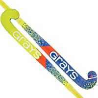 GRAYS Exo Indoor Ultrabow Palo Hockey, Juventud Unisex