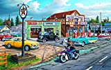 Crossroads 1000 Pc Jigsaw Puzzle by SunsOut