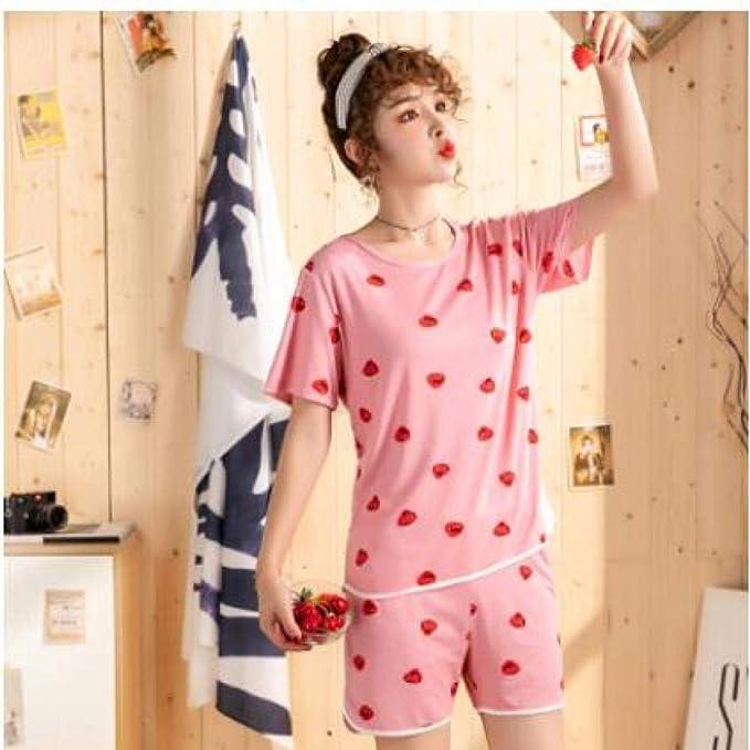 Conjunto de Pijama cómodo para Mujer Conjunto de Pijama con ...
