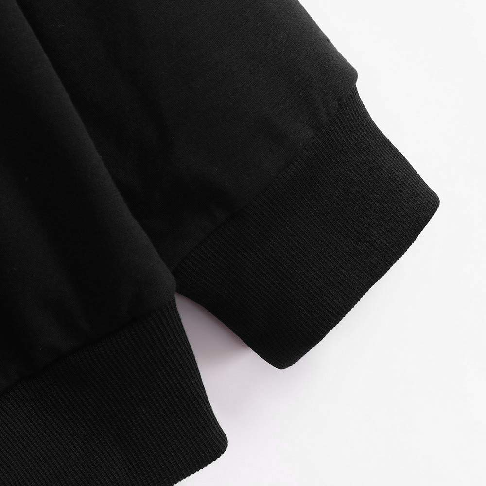 Amazon.com: HYIRI Hoodie Sweatshirt Hooded,Womens Cat Long Sleeve Pullover Tops Blouse: Clothing
