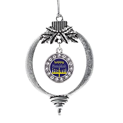 Happy hanukkah charm