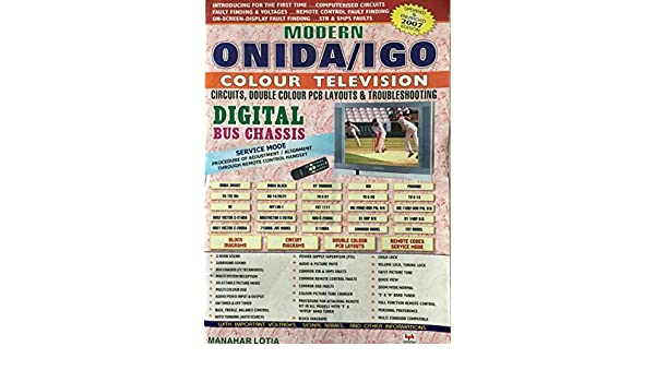 Onida Colour Tv Circuit Diagram