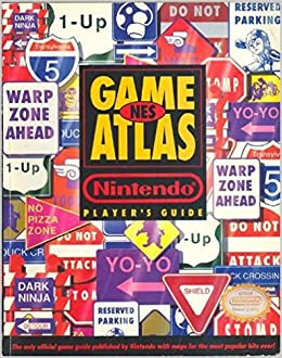 NES GAME ATLAS Players Guide: Nintendo, Pam Sather, Howard ...