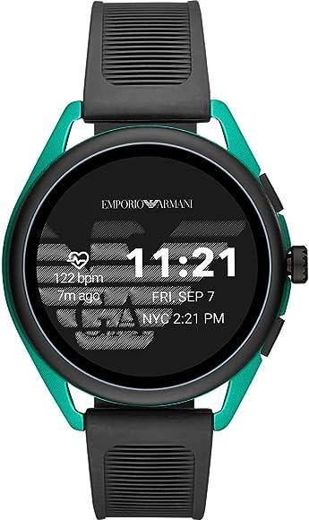 Smartwatch Emporio Armani Connected Gen 5 Matteo Turquesa Aluminio ...